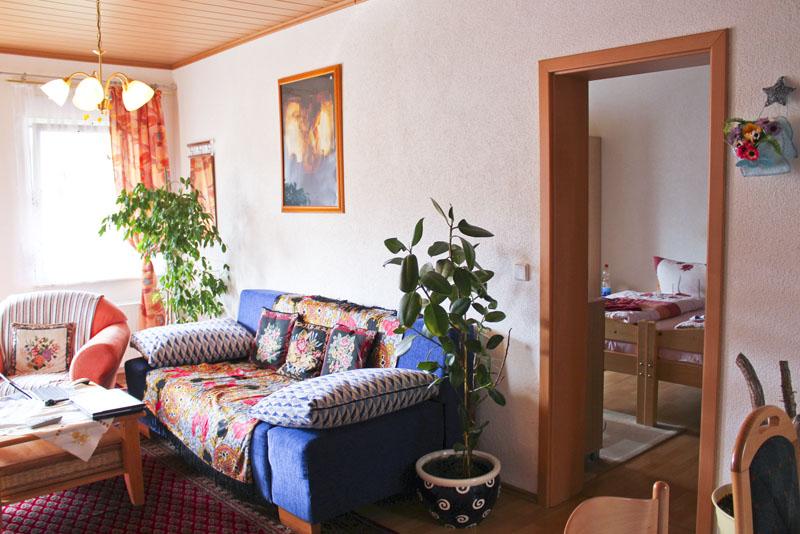 Apartement mit sep schafzimmer pension leipzig probstheida for Pension leipzig